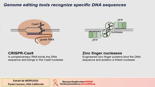 IAS 2019 genome editing tools