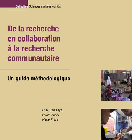 Recherche communautaire guide couv