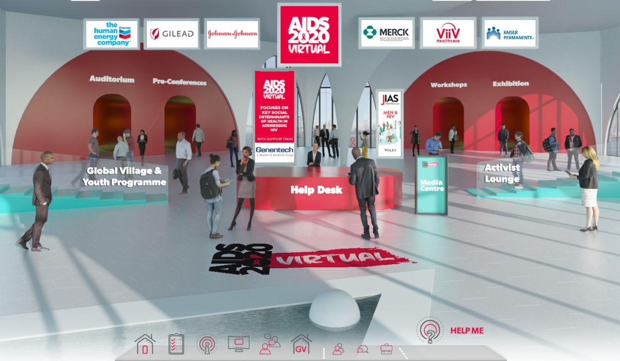AIDS 2020 : Conférence Mondiale sur le VIH/SIDA